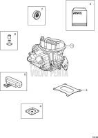 Carburetor Service Kits 3.0GSPBYCCE, 3.0GSPEFS