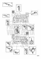 Contacts and Sensors D25A-MT, D25A-MS, D30A-MT, D30A-MS