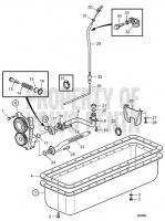 Lubricating System: C KAD44P-C, KAMD44P-C