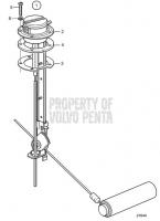 Tank Meter Kit for Fresh Water D4-180I-B, D4-180I-C, D4-180I-D, D4-180I-E, D4-210A-A, D4-210I-A, D4-210I-B, D4-225I-B, D4-225A-C, D4-225A-D, D4-225I-C, D4-225I-D, D4-260A-A, D4-260A-B, D4-260A-C, D4-260A-D, D4-260D-B, D4-260D-C, D4-260D-D, D4-260I-A, D4-260I-B, D4-260I-C, D4-260I-D, D4-300A-A, D4-300A-C, D4-300A-D, D4-300D-A, D4-300D-C, D4-300I-A, D4-300I-C, D4-300I-D, D4-225A-E, D4-225I-E, D4-260A-E, D4-260D-E, D4-260I-E, D4-300A-E, D4-300D-E, D4-300D-D, D4-300I-E, D4-210A-B