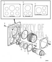 Instrument Panel, EVC D4-180I-B, D4-180I-C, D4-180I-D, D4-180I-E, D4-210A-A, D4-210I-A, D4-210I-B, D4-225I-B, D4-225A-C, D4-225A-D, D4-225I-C, D4-225I-D, D4-260A-A, D4-260A-B, D4-260A-C, D4-260A-D, D4-260D-B, D4-260D-C, D4-260D-D, D4-260I-A, D4-260I-B, D4-260I-C, D4-260I-D, D4-300A-A, D4-300A-C, D4-300A-D, D4-300D-A, D4-300D-C, D4-300I-A, D4-300I-C, D4-300I-D, D4-225A-E, D4-225I-E, D4-260A-E, D4-260D-E, D4-260I-E, D4-300A-E, D4-300D-E, D4-300D-D, D4-300I-E, D4-210A-B