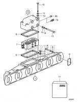 Inlet manifold TAMD102D