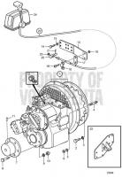 Reverse Gear MG5091SC TAMD74A-A, TAMD74A-B
