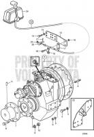 Reverse Gear MG5091DC TAMD74A-A, TAMD74A-B