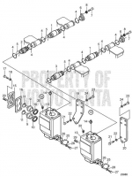 Thermostat House with connections D65A-MT, D65A-MS