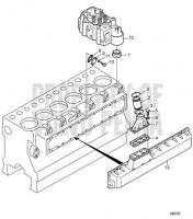 Inlet System D25A-MT AUX, D25A-MS AUX, D30A-MT AUX, D30A-MS AUX