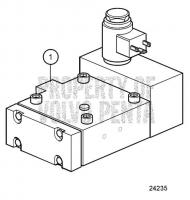 Trolling Клапана ZF D13B-A MP, D13B-B MP, D13B-C MP, D13B-D MP, D13B-G MP, D13B-H MP