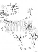 Exhaust Thermostat System 5.0GXiC-270-R, 5.0GiC-225-S