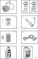 Материалы Сервисного Обслуживания, 8.1L 8.1GiC-400-J, 8.1GiC-400-JF, 8.1GiC-400-Q