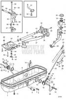 Lubricating System D11A-C, D11A-D MP, D11A-D (IPS), D11A-E, D11A-C MP