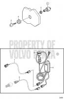 Key Switch and Interface V8-270-CE-A