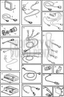 Control Unit and Cables, EVC-C D4-180I-B, D4-210A-A, D4-210I-B, D4-225I-B, D4-260A-A, D4-260A-B, D4-260D-B, D4-260I-A, D4-260I-B, D4-300A-A, D4-300D-A, D4-300I-A, D4-210A-B