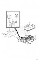 Fuse and Relay Box 8.1GiC-400-J, 8.1GiC-400-JF, 8.1GiC-400-Q