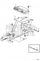 Electronic Shift and PCU V8-270-CE-A