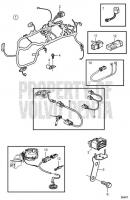 Engine Harness V8-270-CE-A