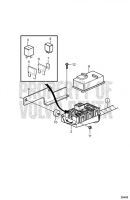 Fuse and Relay Box V8-270-CE-A