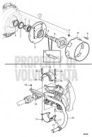 Jack Shaft Kit D3-130A-A, D3-130A-B, D3-130A-C, D3-160A-A, D3-160A-B, D3-160A-C, D3-190A-B, D3-190A-C