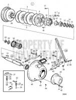 Clutch AP314, Components TAMD163A-A