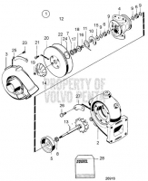 Turbocharger, Components