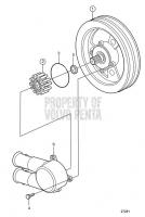 Seawater Pump Parts DPX385XEFS, DPX415XEFS