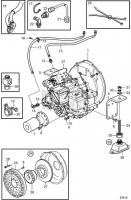 Connecting Components Reverse Gear MGX-5065-A D13B-A MP, D13B-B MP, D13B-C MP, D13B-H MP