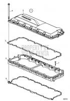 Клапана Cover D8A1-A MP, D8A2-A MP