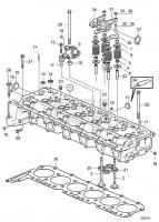 Головка Блока Цилиндров D8A1-A MP, D8A2-A MP