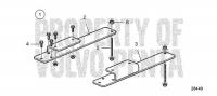 Repowering Kit MD17 to D2-55/75 S-Drive D2-75, D2-75B, D2-75C, D2-60F, D2-75F