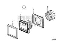 Information Display 2,5'', EVC-D D4-180I-E, D4-225A-E, D4-225I-E, D4-260A-E, D4-260D-E, D4-260I-E, D4-300A-E, D4-300D-E, D4-300I-E
