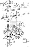 Головка Блока Цилиндров TAMD63L-A, TAMD63P-A