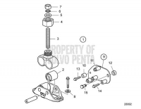 Подушки Двигателя for Reverse Gear D8A1-A MP, D8A2-A MP