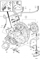 Connecting Components Reverse Gear XF325A-E D13C1-A MP
