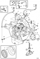 Connecting Components Reverse Gear MGX-5114IV D13C3-A MP, D13C4-A MP
