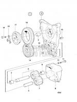 Oil Pump: 1542210
