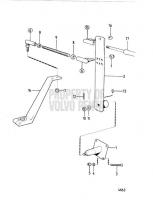 Reduction Kit AQ Drive Unit 280 AQ120B, AQ125A, AQ140A, BB140A