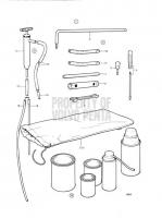 Tool Kit MD21B, AQD21B