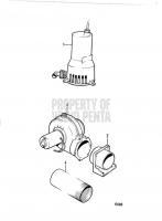 Engine Room Fan Bilge Pump