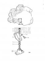 Engine suspension AQ231B