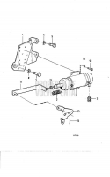 Stop Solenoid and Installation Components: A TAMD70D