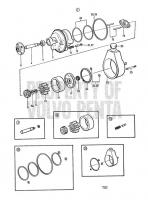 Hydraulic Pump, Oil Reservoir AQ120B, AQ125A, AQ140A, BB140A