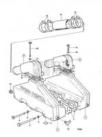 Exhaust Manifold: B AQ311B