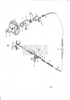 Steering Mechanism Roto Pilot STS 330 740A, BB740A