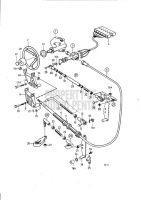 Steering Mechanism, Cable Type AQ120B, AQ125A, AQ140A, BB140A
