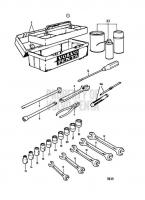 Tool Kit D13B-E MH, D13B-N MH