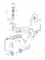 Crankshaft and Related Parts: A MD31A
