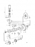 Crankshaft and Related Parts: A TMD41A