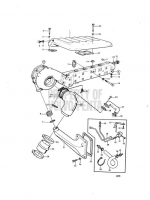 Induction- and Exhaust Manifold and Cooling Water Overspill TAMD40A, TAMD40B, AQAD40A, AQAD40B
