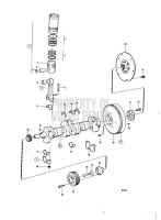 Crankshaft and Related Parts: SOLAS TAMD41A