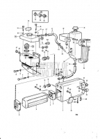 Heat Exchanger and Thermostat with Installation Components: C MD40A