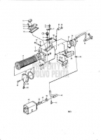 Heat Exchanger and Thermostat with Installation Components: B TMD40C